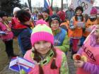 Naše děti ze školy na olympiádě