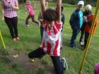 Olympiáda - Zavěšení na tyči
