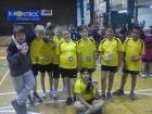 Házená - turnaj varnsdorfských škol