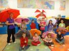 Deštníkový den ve škole